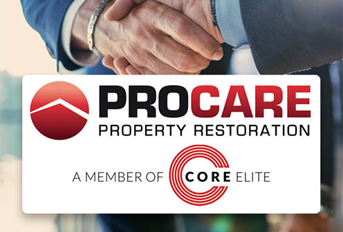 ProCare Property Restoration Joins CORE Elite 1