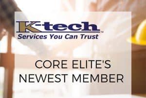 K-Tech Joins Core Elite - Feature