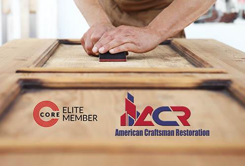 American Craftsman Elite Joins CORE Elite