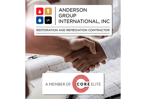 Anderson Group International Joins CORE Elite