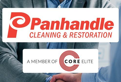 CORE Elite Announces New Member - Panhandle Cleaning & Restoration