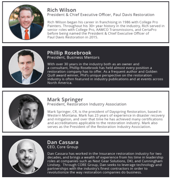 CORE Group CEO to Speak at Virtual Conference Event, April 29th Speakers