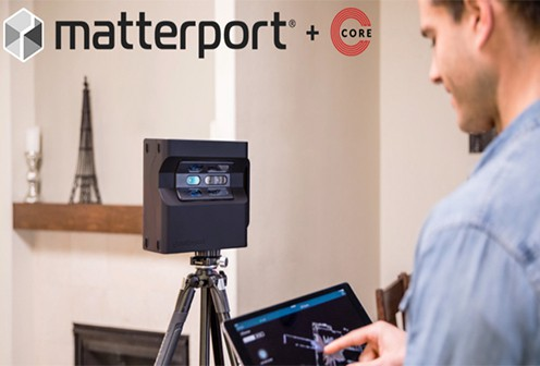 CORE Partners with Matterport to Better Serve the High-Net-Worth Property Insurance Ecosystem