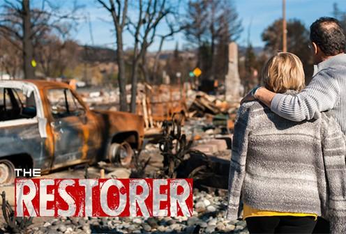 CORE Presents 'The Restorer' [New TV Series TBA]