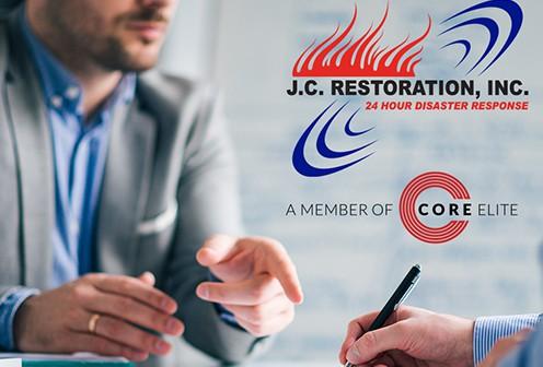 J.C. Restoration Announced as Newest CORE Elite Member