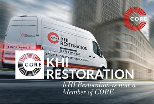 KHI Restoration is now CORE by KHI Restoration