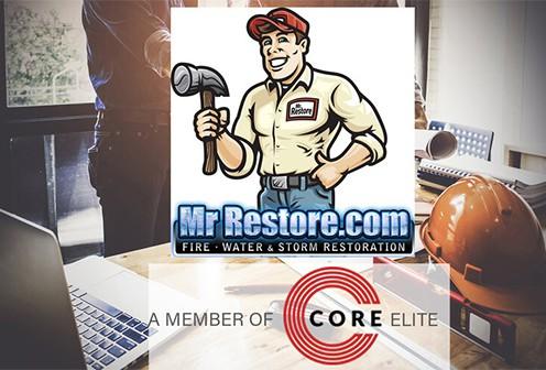Mr. Restore Joins CORE Elite