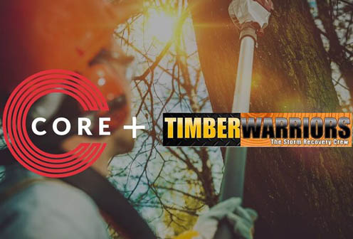 ONCORE Solutions Partners with Timber Warriors