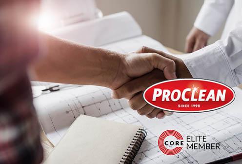 ProClean Joins CORE Elite
