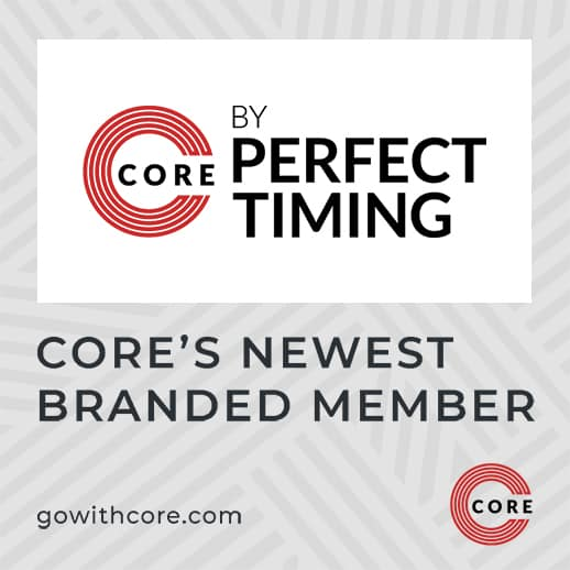 Perfect Timing Restoration is Now CORE By Perfect Timing